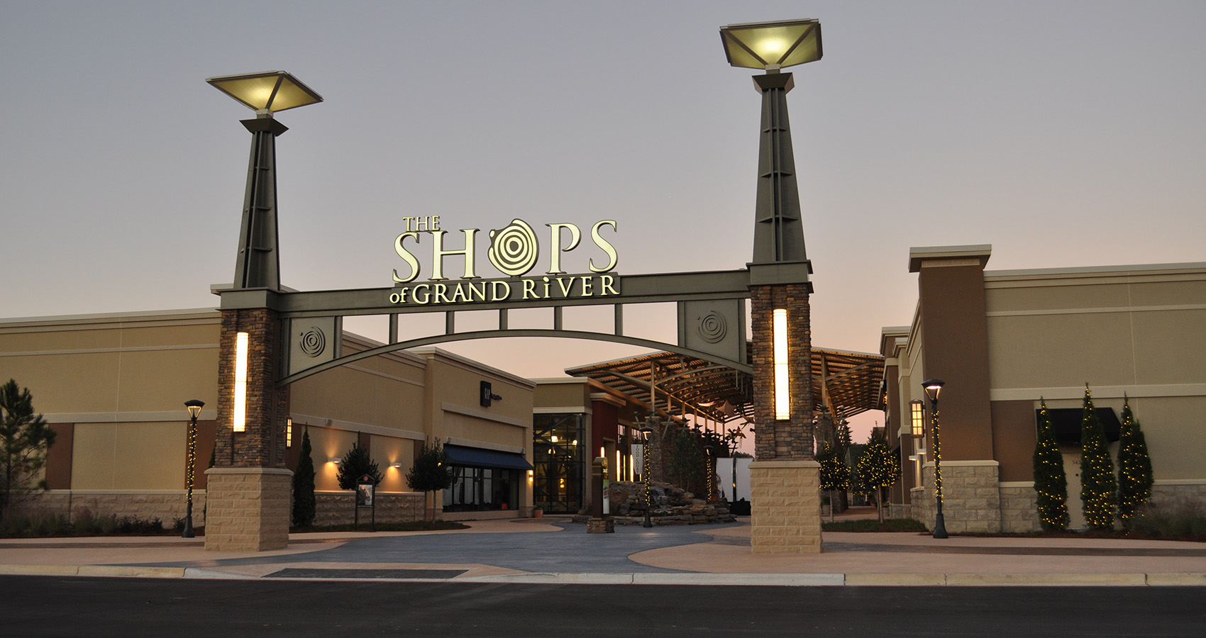The Outlet Shops of Grand River - Dainel