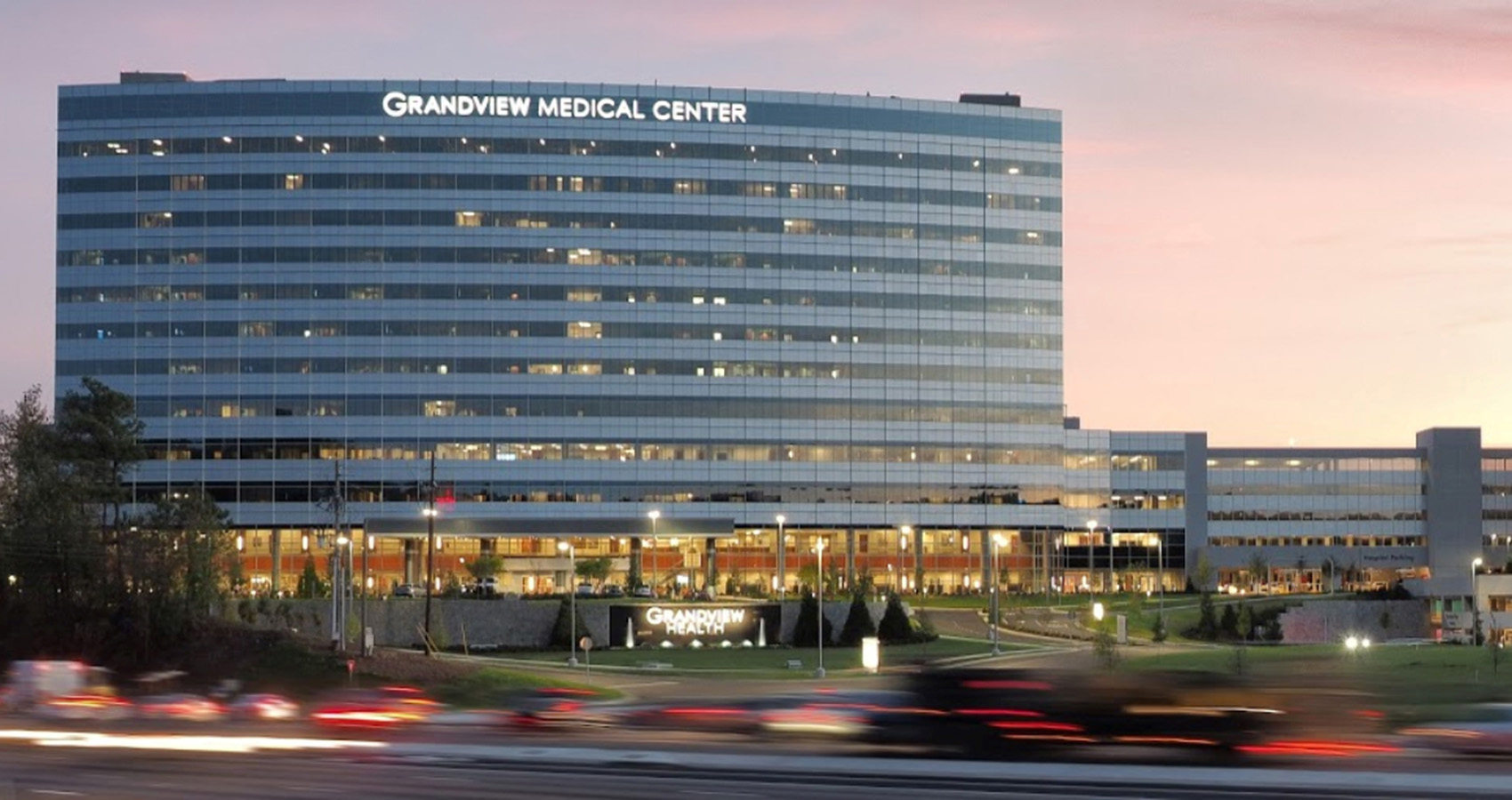 Daniel Corporation - Grandview Medical Center