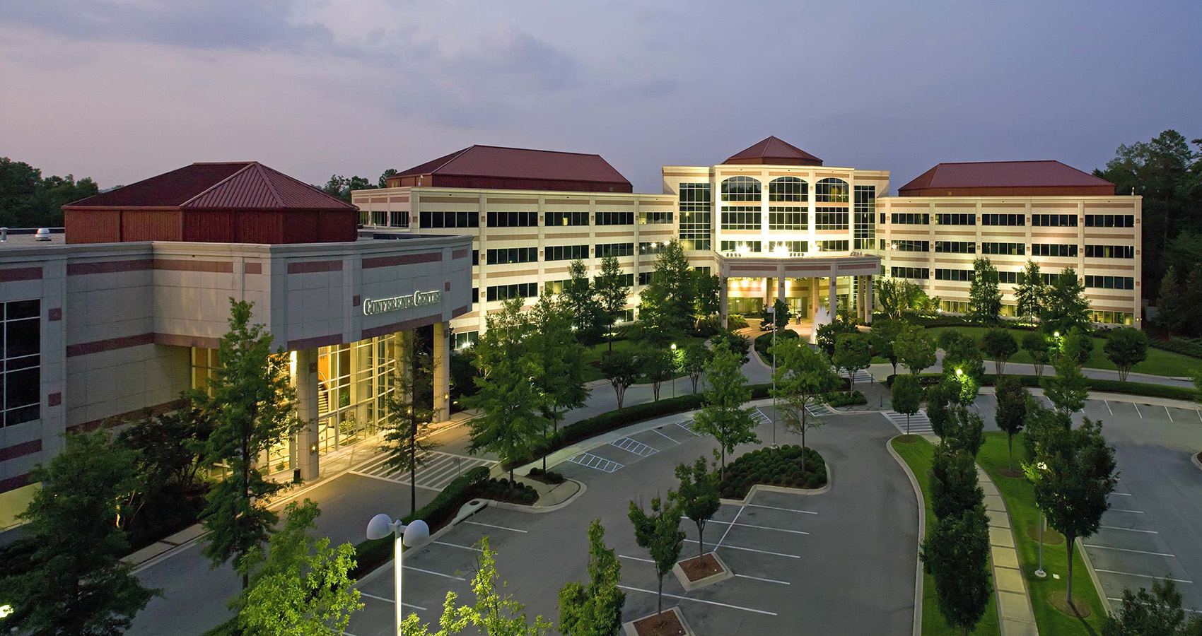 Daniel Corporation - Cahaba Center at Grandview