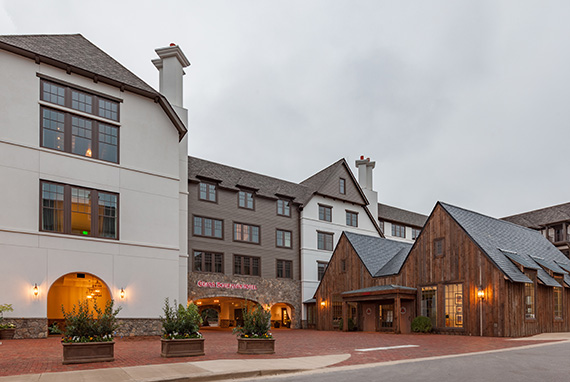 Daniel Corporation - Grand Bohemian Hotel Mountain Brook