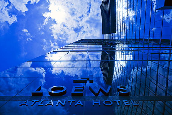 Daniel Corporation - Loews Atlanta Hotel