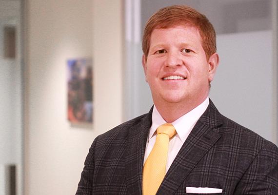 Justin Weintraub, Executive Vice President Multifamily