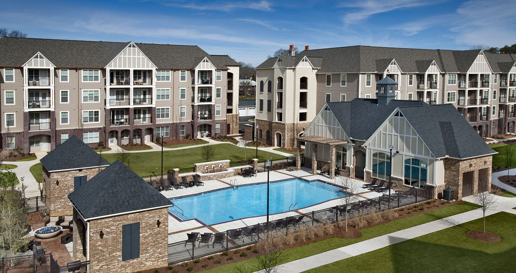 Apartments In Mountain Brook Village