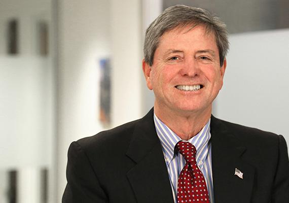 Pat Walters, Senior Vice President Asset Management