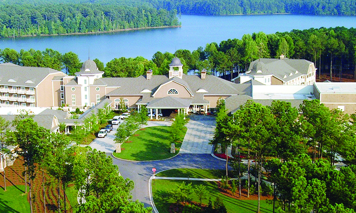 The Ritz-Carlton Lodge, Reynolds Lake Oconee