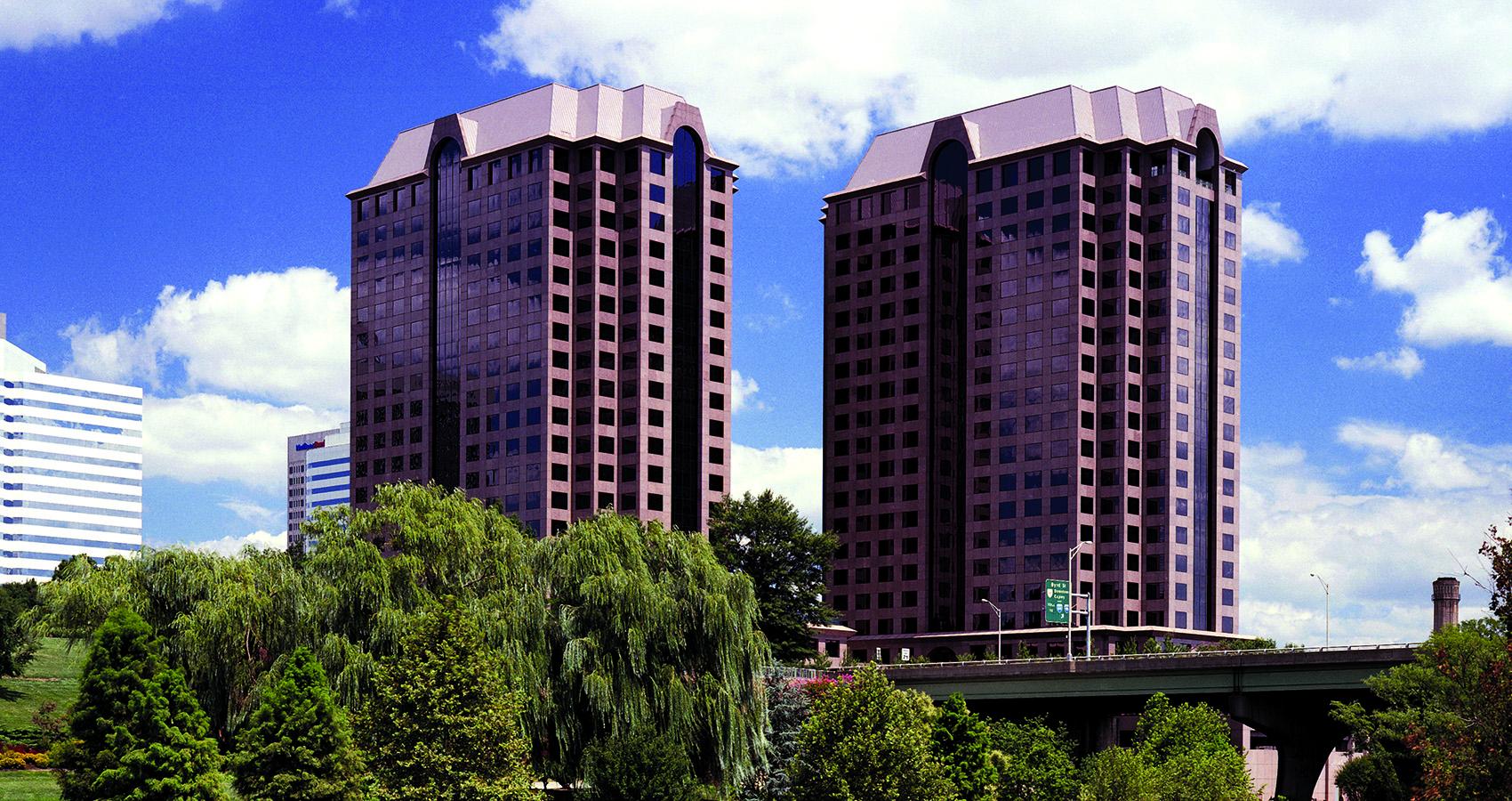 Daniel Corporation - Riverfront Plaza