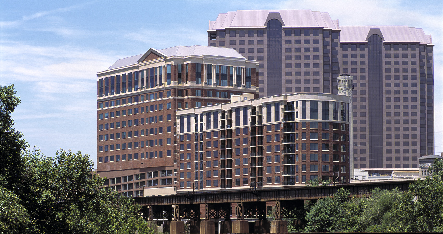 Daniel Corporation - Riverside on the James