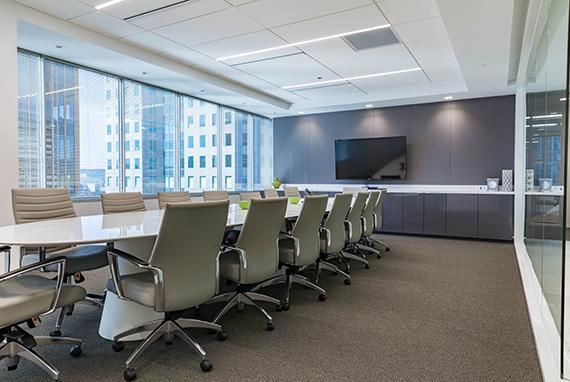 Daniel Corporation - Financial Center