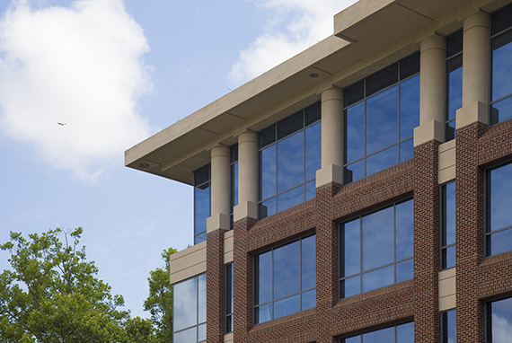 Daniel Corporation - 600 University Park Place